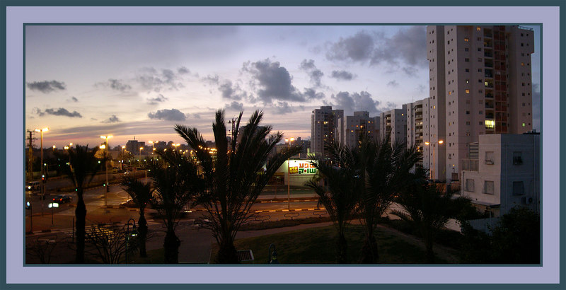 Ashdod at the evening