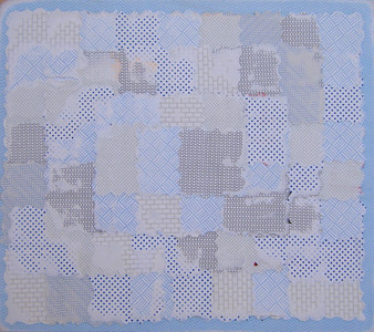 Bamber Hawes ~ envelope collage