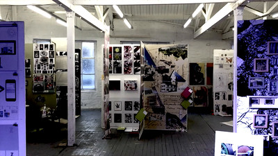 THE HIVE - Exhibition 2015