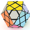 Fourteen-sided Coloured Puzzle