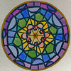 Peace Rose Window