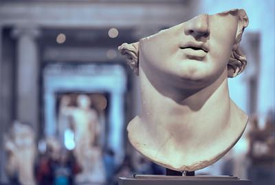 April 9, 2017 - New York, NY - Classical art at Metropolitan Museum of Art  Credit - Robert Altman