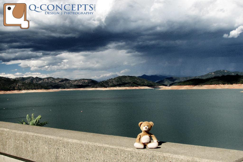 Shasta Lake   Shasta-Trinity, California