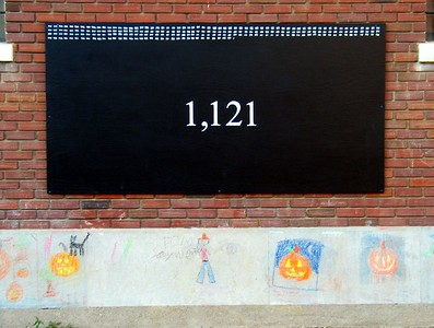...as of Election Day, November 2, 2004... Roger Cutler, Artist
