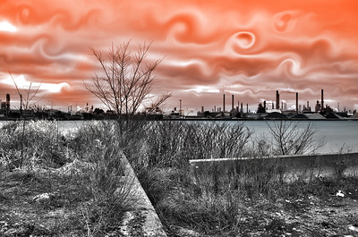 Chemical Valley   Starry Night