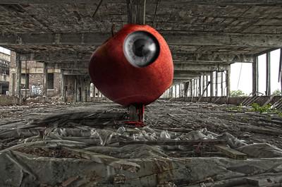 Eve- The eye is always watching