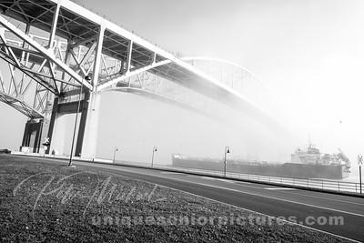 Port Huron Blue Water Bridge