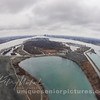 Belle Isle Aerial View Detroit