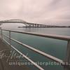 Blue Water bridge Port Huron Michigan St Clair River
