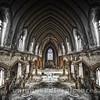Abandon Detroit Church  , piano in distance