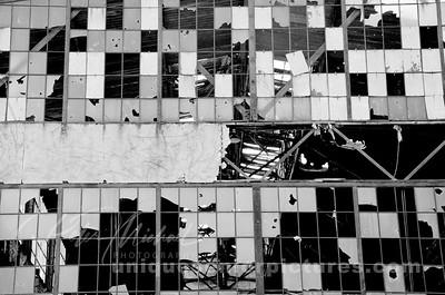 Detroit urban decay art