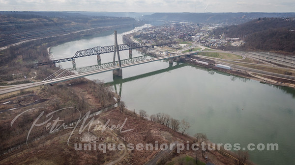 veterans memorial bridge west virginia