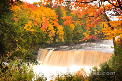 Tahquamenon Falls fall