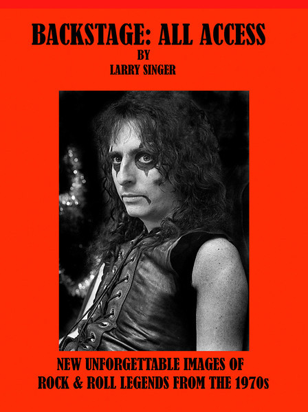 "From 1970 to 1983, Larry Singer worked as a stringer for ""Circus"" magazine and provided images to poster companies of Rock and Roll stars. This books features both unedited published images, and photographs that have never been made available to the public and features photographs of rock and roil legends from the 1970s and 1980s, including Alice Cooper, The Who, Deep Purple, Dolly Parton, Red Stewart, Tom Petty, Bob Dylan and the Rolling Stones."