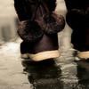 It's Slippery, Mom!<br /> <br /> Challenge - Frozen or Flow
