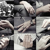 Familiar Hands<br /> <br /> Challenge - Nine<br /> <br /> Hands:  Carly, Holli, Andrea, Jani, Mom, MaryBeth, Chris, Megan. Me