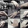 Familiar Hands<br /> <br /> Challenge - Nine<br /> <br /> Hands:  Carly, Holli, Andrea, Jani, Mom, MaryBeth, Chris, Megan. Me
