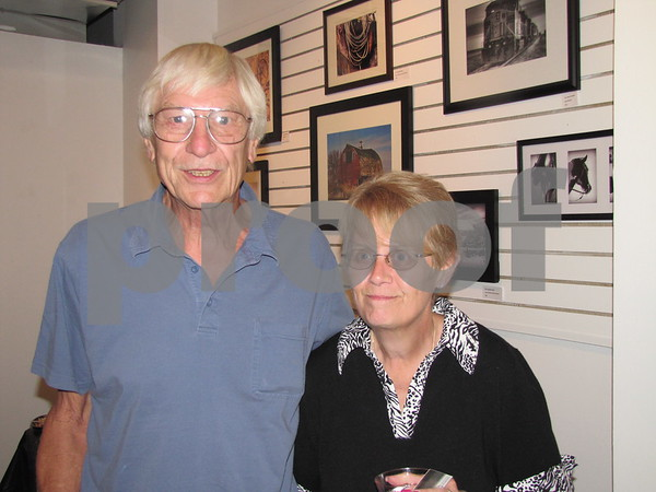 Dennis and Susan Hyden