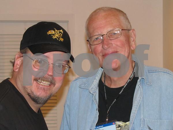Bill Kurtz and Gary Winch