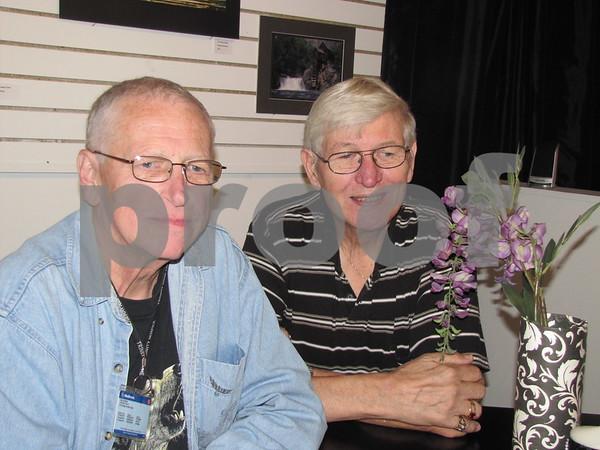 Gary Winch and Bill Keenan, photographers.