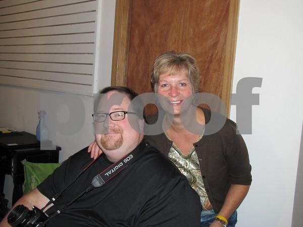 Bob and Karen Wood