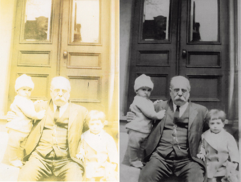 image # 8 before and after.