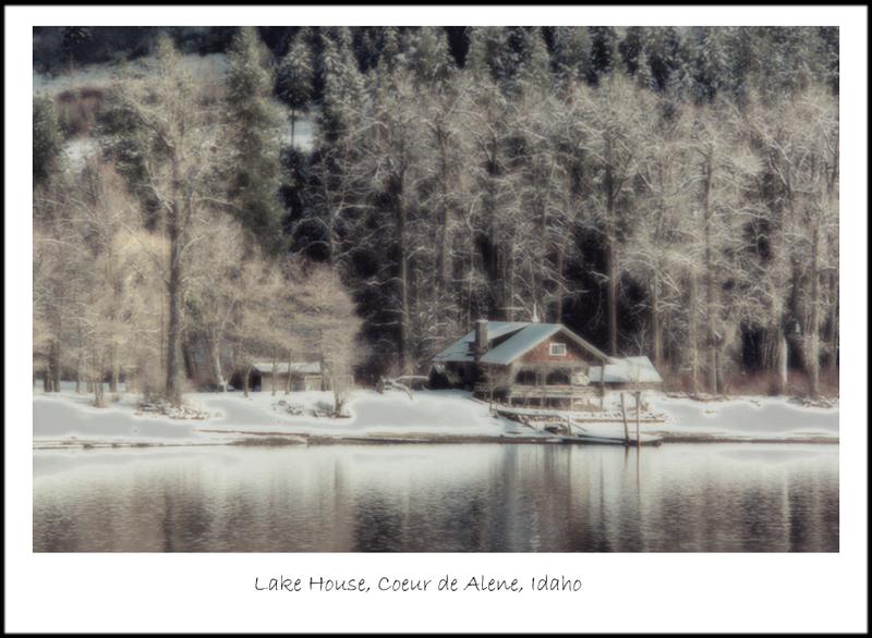 Lake House, Coeur d'Alene, Idaho