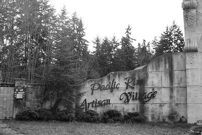 """""""Pacific Rim Artisan Village"""" - Chemainus BC Canada"""