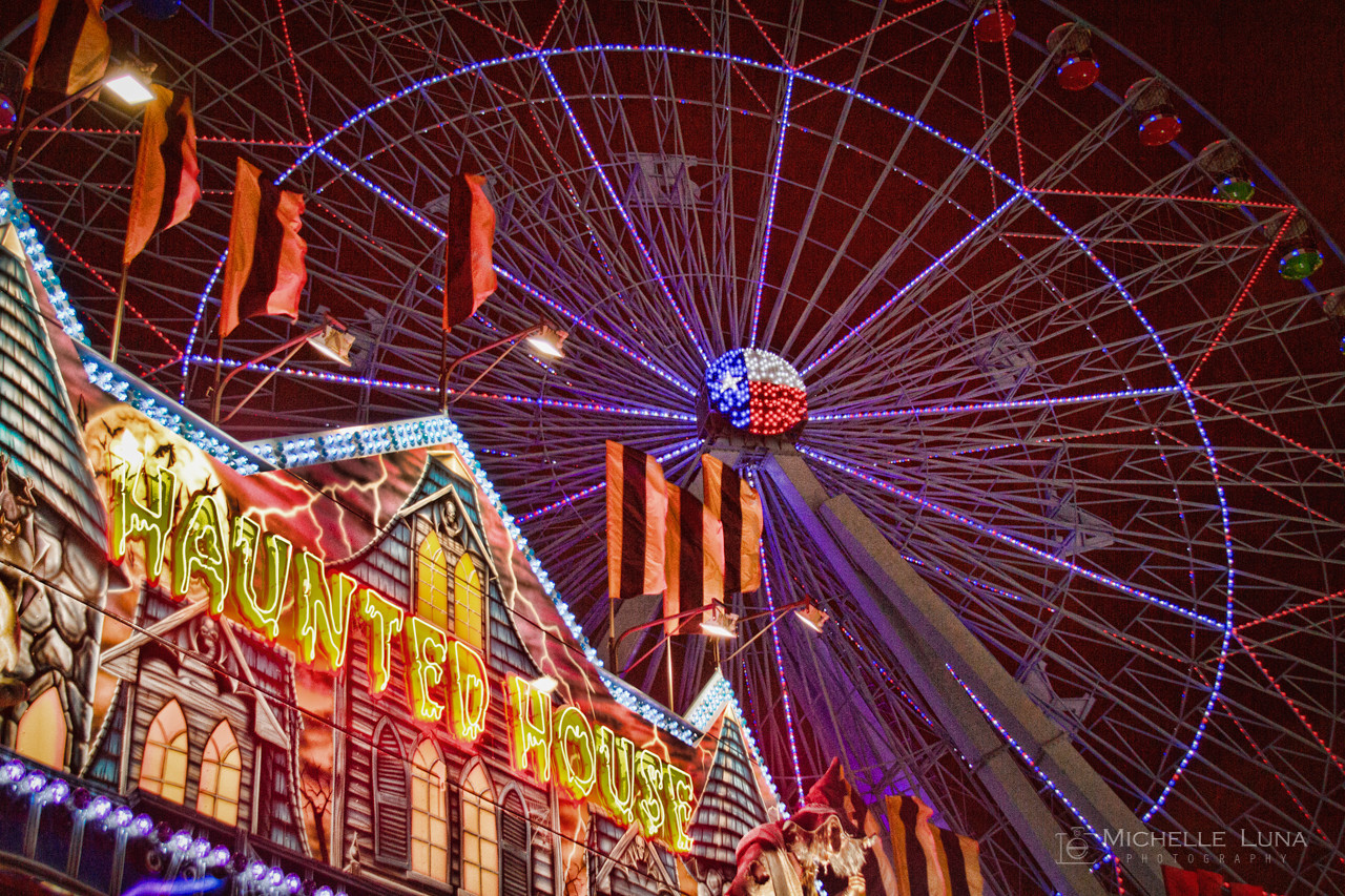 Haunted Texas Star, Texas State Fair Grounds, Dallas, TX
