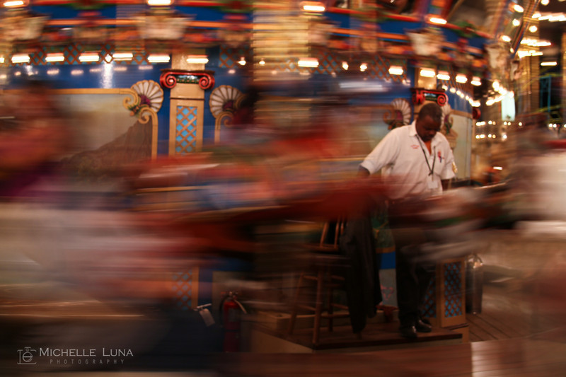 Passing Time - Texas State Fair, Dallas, TX