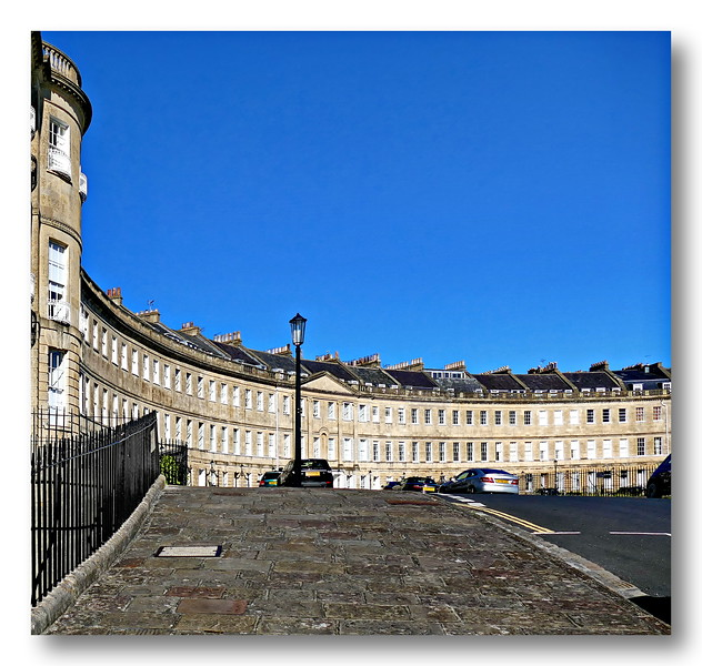 Lansdown Crescent Bath