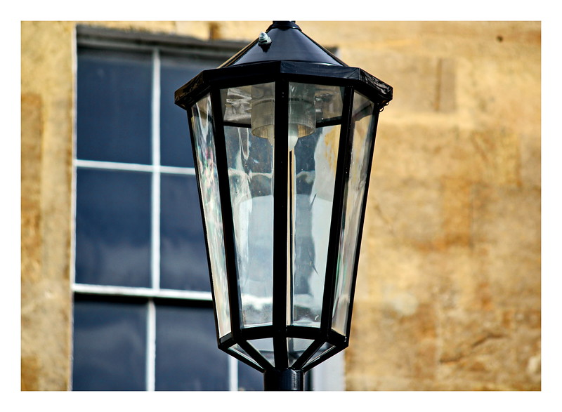 Lamp - Lansdown Crescent