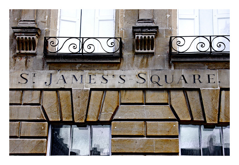 St James's Square Detail
