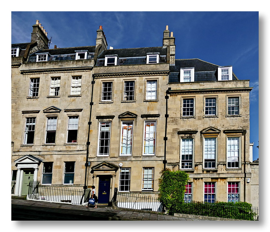 Lansdown Hill Town Houses