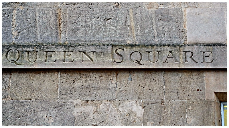 Queen Square Sign