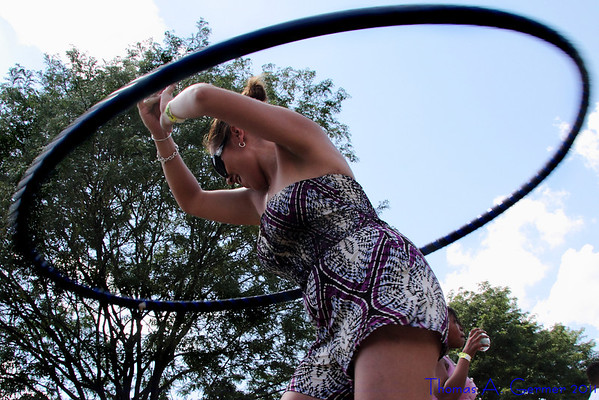 """7/22/2011: Hula hooper at the Linganore Winery Reggae Festival.  More pictures from this series at <a href=""""http://www.tagermer.com/Friends/Linganore-July-2011/18085875_G9ggZq"""">Linganore July 2011</a>."""