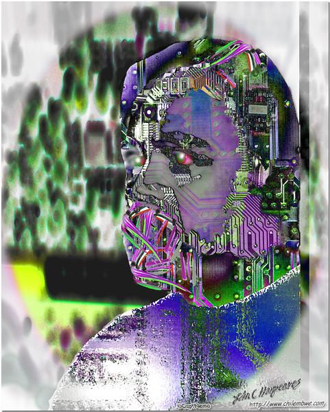 robot me