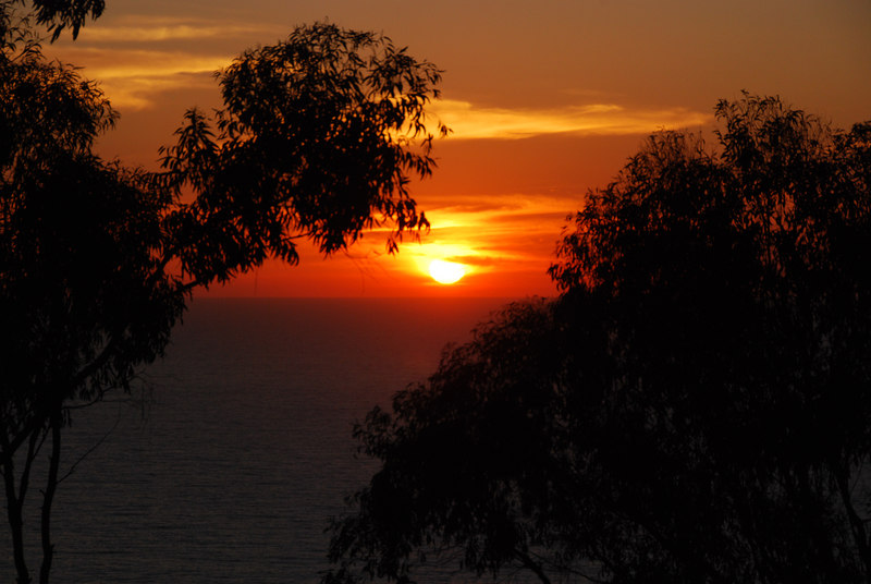 Torry Pines Sunset Golf