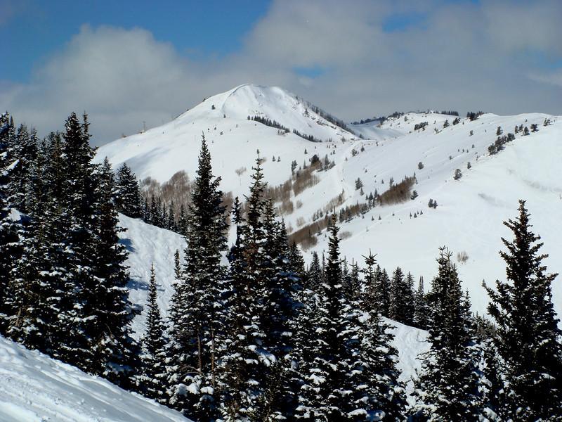 Skied it.
