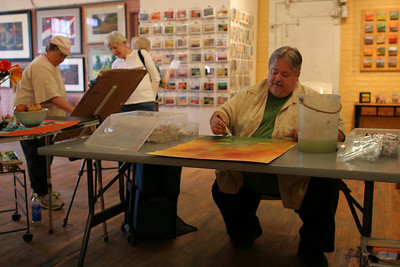 IMG_2976.JPG 1st Thursday Art Night watercolor demo with Cal and Emmy
