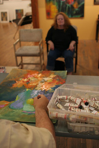 IMG_3003.JPG 1st Thursday Art Night watercolor demo with Cal and Emmy
