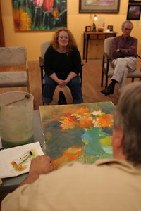 IMG_2993.JPG 1st Thursday Art Night watercolor demo with Cal and Emmy