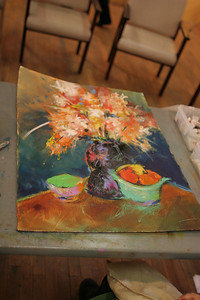IMG_3047.JPG 1st Thursday Art Night watercolor demo with Cal and Emmy