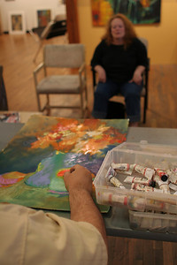 IMG_3004.JPG 1st Thursday Art Night watercolor demo with Cal and Emmy