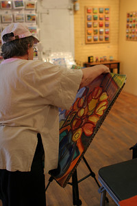 IMG_3009.JPG 1st Thursday Art Night watercolor demo with Cal and Emmy