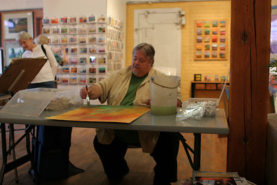 IMG_2977.JPG 1st Thursday Art Night watercolor demo with Cal and Emmy