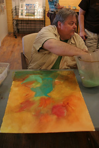 IMG_2979.JPG 1st Thursday Art Night watercolor demo with Cal and Emmy