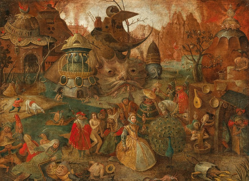 Follower of Pieter Brueghel