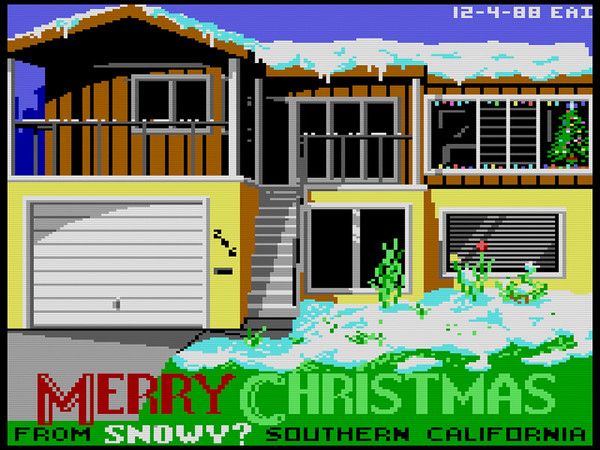 The Computer Works - Christmas at Dad's House