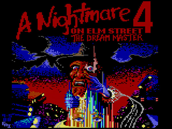 The Computer Works - A Nightmare on Elm Street 4